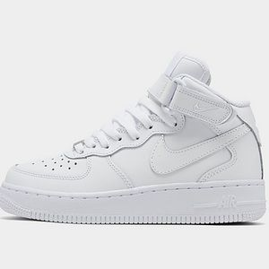 Air Force 1 Mid GS 6.5y/ 8 women Brand New